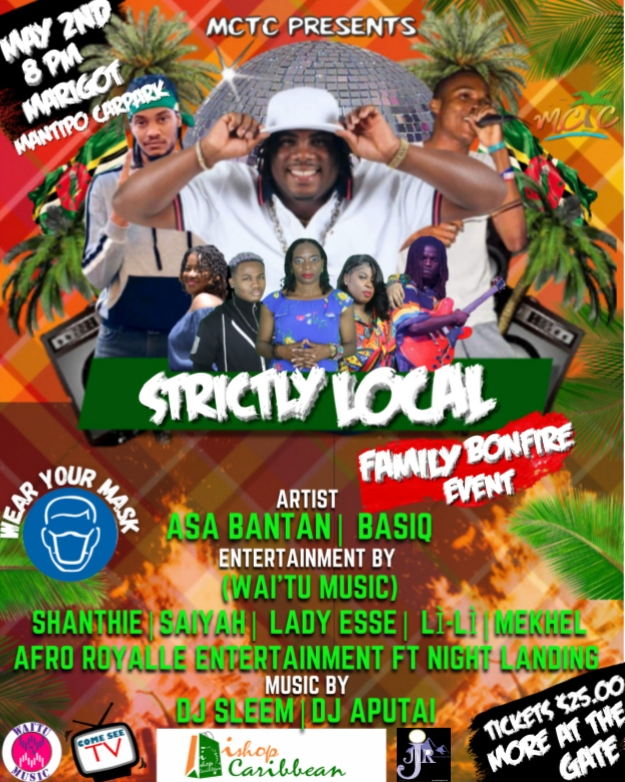 Strictly Local 2021